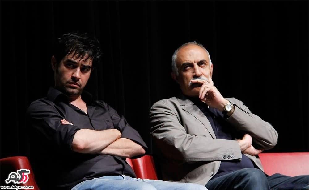 جدیدترین تصاویر شهاب حسینی