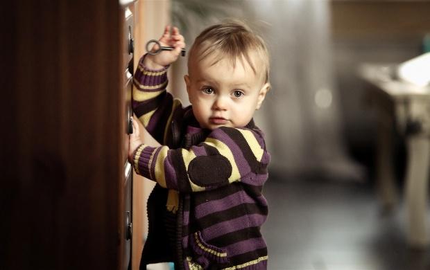 کودکان و نی نی های ناز و دوست داشتنی (7)