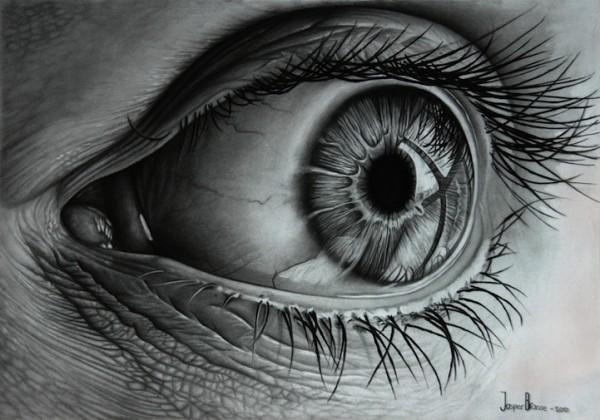شاهکار های نقاشی سیاه و سفید (2)