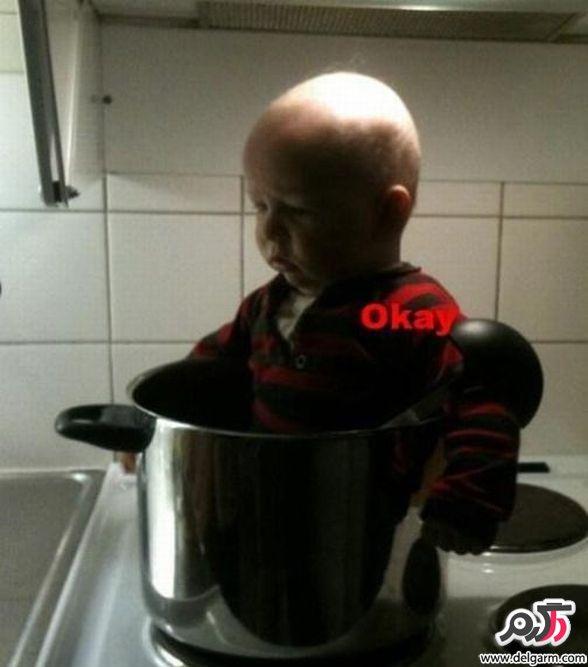 مسخرشو درآوردن..!! تصاویر طنز (113)