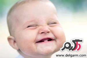 چرا نوزاد وزن کم می کند