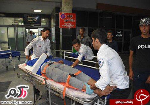 تصادف و مرگ سربازان 05 کرمان