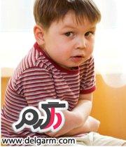 دل درد در کودکان