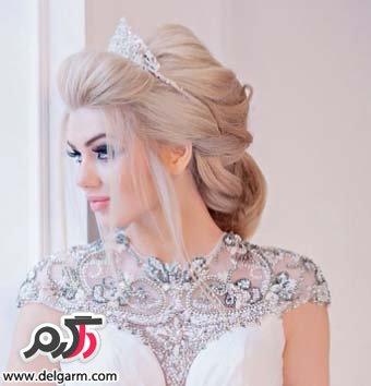 شینیون و مدل موی جدید عروس سال 2017