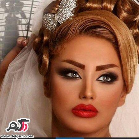 شینیون و مدل موی جدید عروس سال 2016