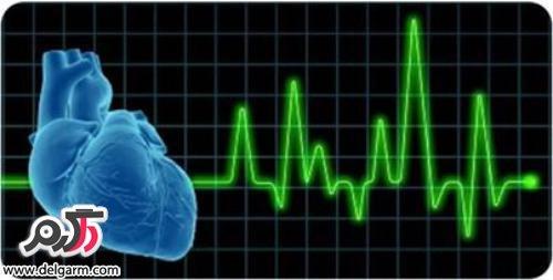 افزایش تپش قلب در بدن