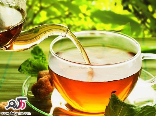 پاکسازی کلیه ها با چای گیاهی