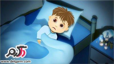 راه های درمان شب ادراری