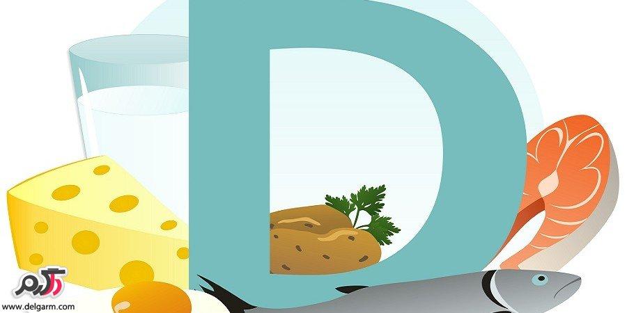 کمبود ویتامین D در بدن