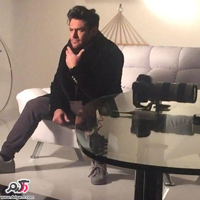 محمد رضا گلزار بازیگر مرد ایرانی