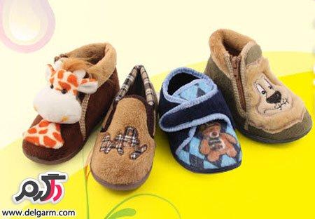 کفش های قشنگ و جدید بچه گانه