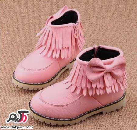 کفش دخترانه زیبا