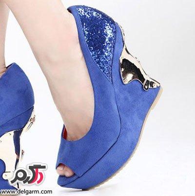 کفش های زنانه و دخترانه مجلسی