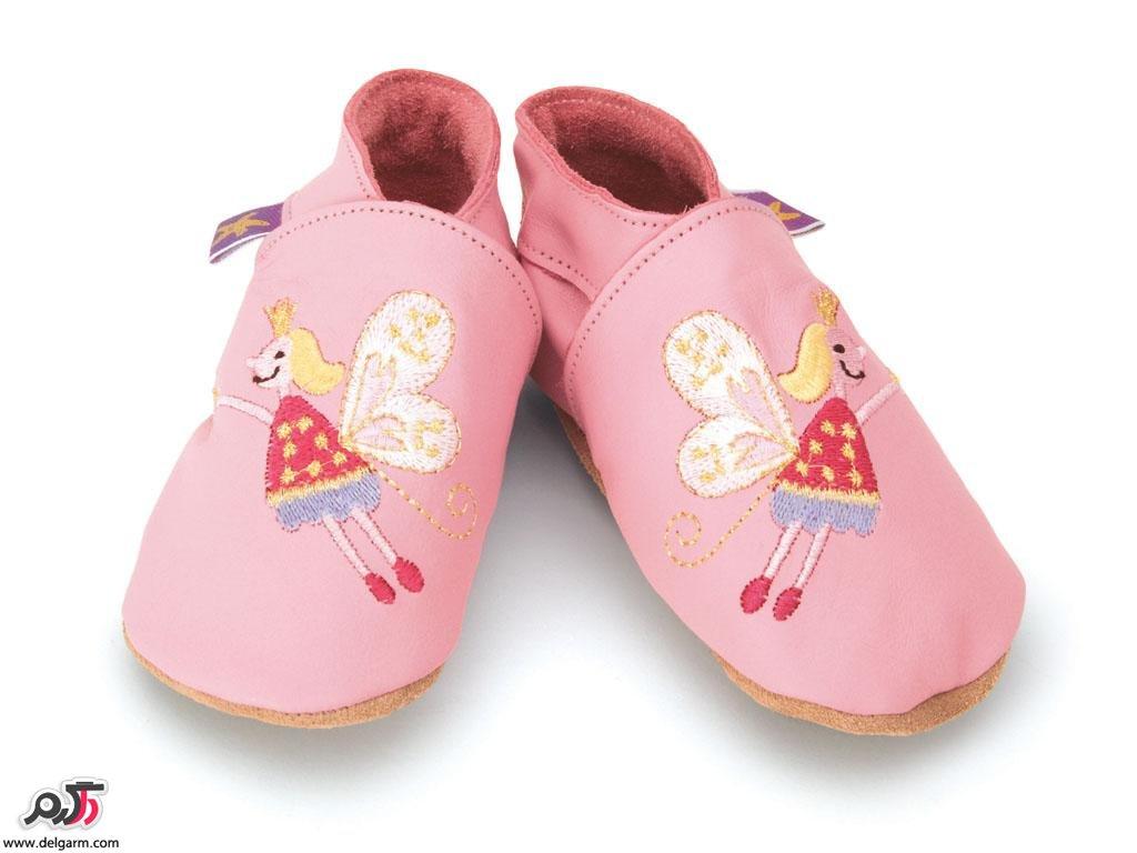 کفش های با مزه ی کوچولوهای ناز نازی