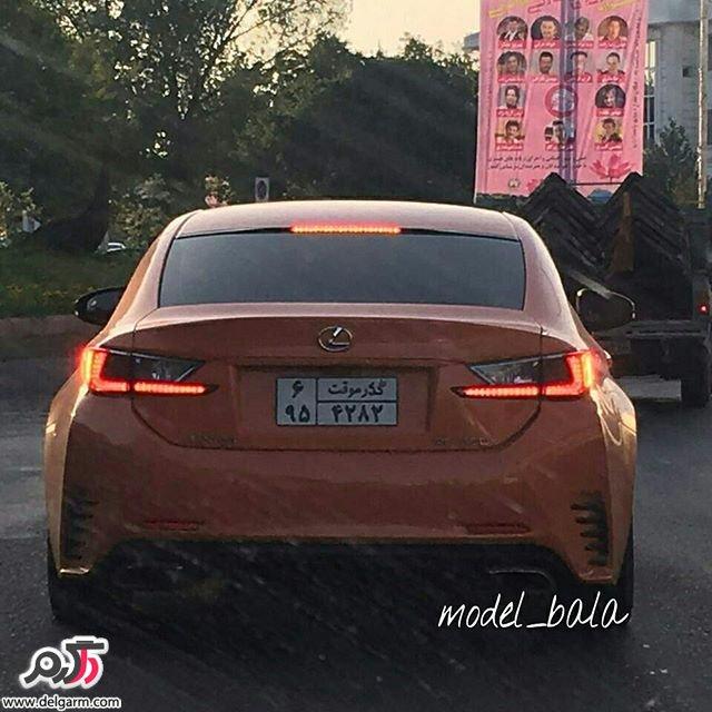 ماشین مدل جدید مرداد 2016