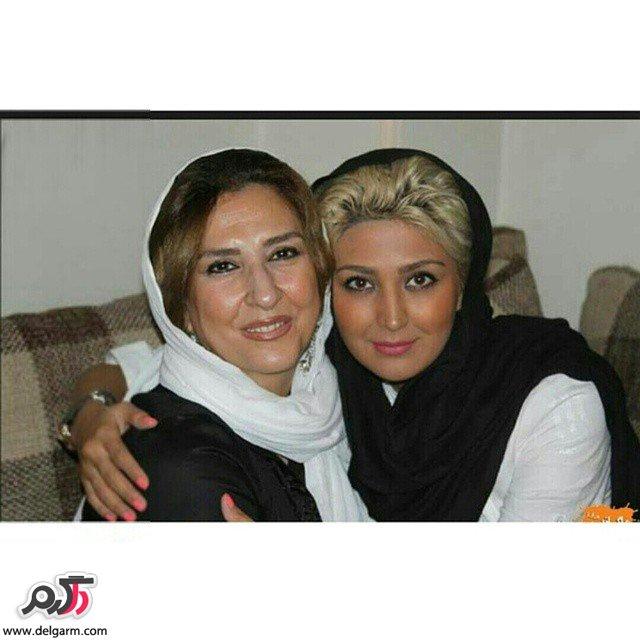 بازیگر ایرانی مرجانه گلچین