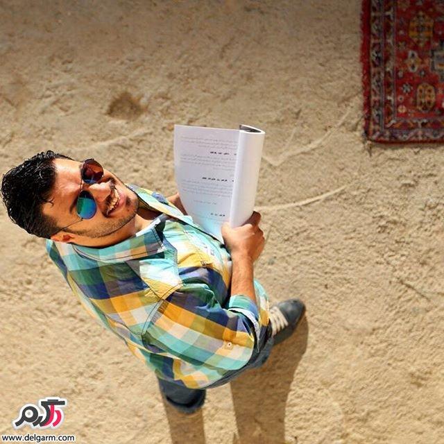 عکس های جدید از جواد عزتی
