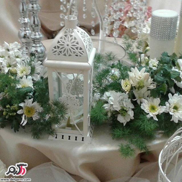 تزئینات سفره عقد جدید 2016