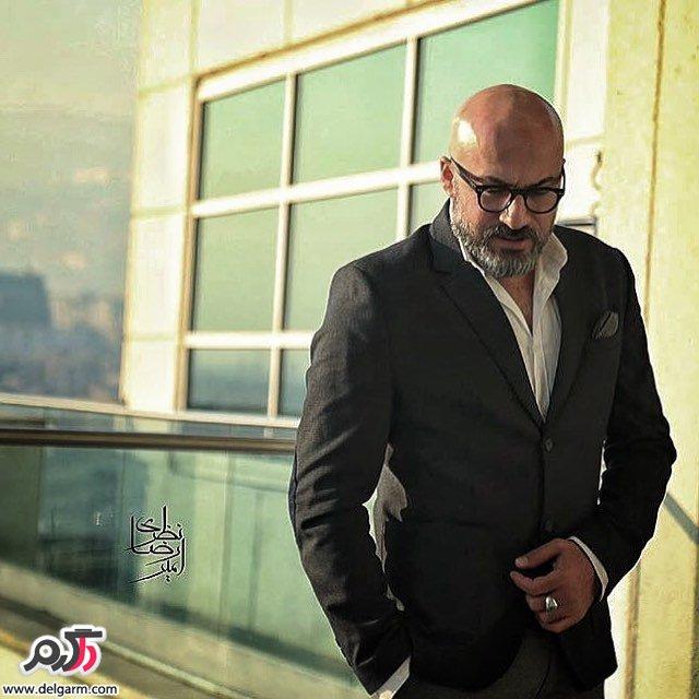 عکس های جدید از اینستاگرام امیر آقائی بازیگر ایرانی