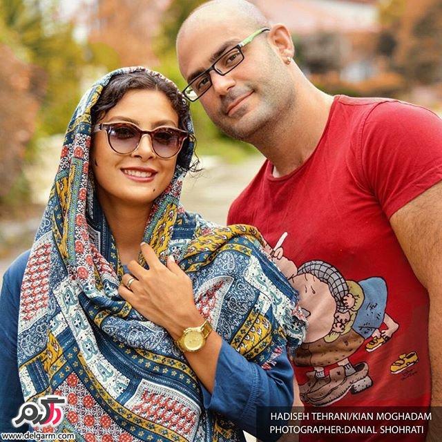 حدیثه تهرانی بازیگر ایرانی2016