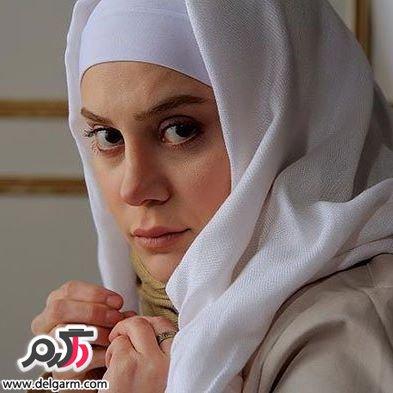 آرام جعفری بازیگر زن ایرانی - 1395