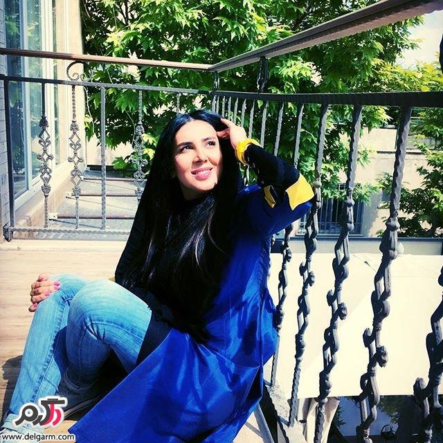 لیلا بلوکات بازیگر زن ایرانی