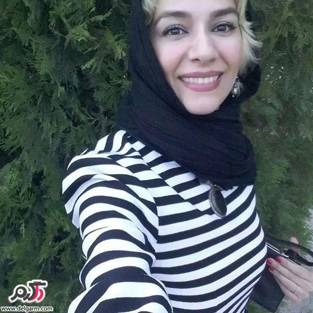 بیتا باردارن بازیگر زن ایرانی
