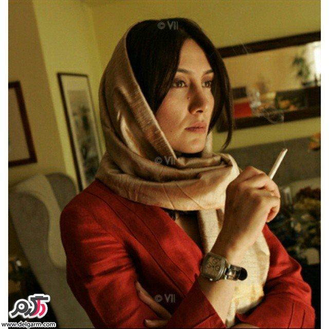 هدیه تهرانی بازیگر زن ایرانی