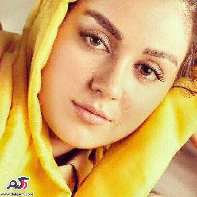 عکس از اینستاگرام افسانه پاکرو بازیگر ایرانی