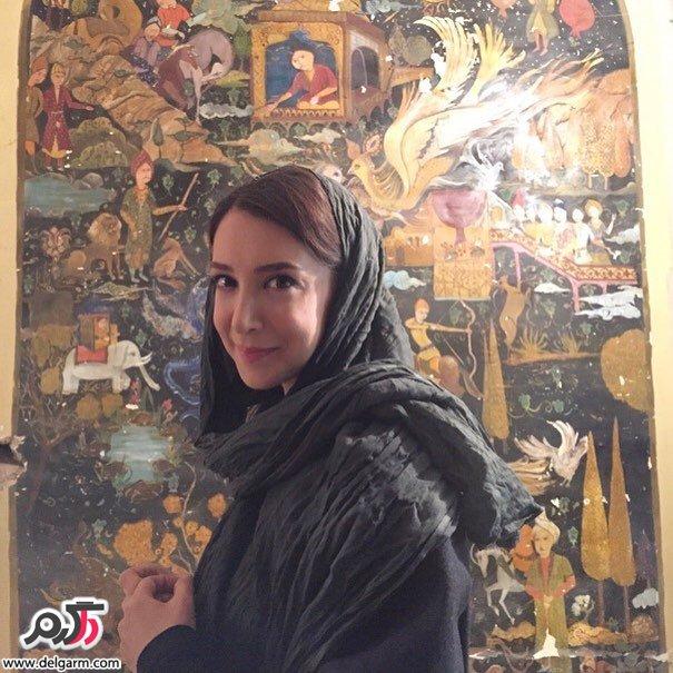 گالری از تصاویر جدید سحر جوزدانی 2016