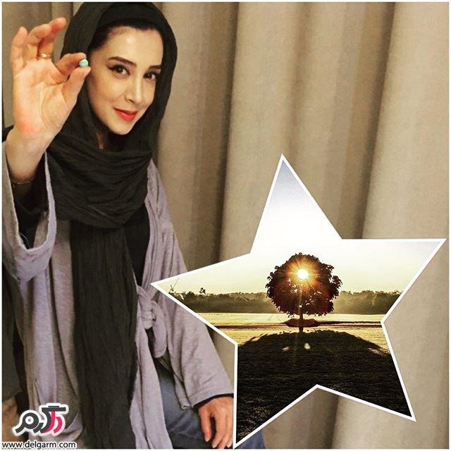 سحر جعفری بازیگر زن ایرانی