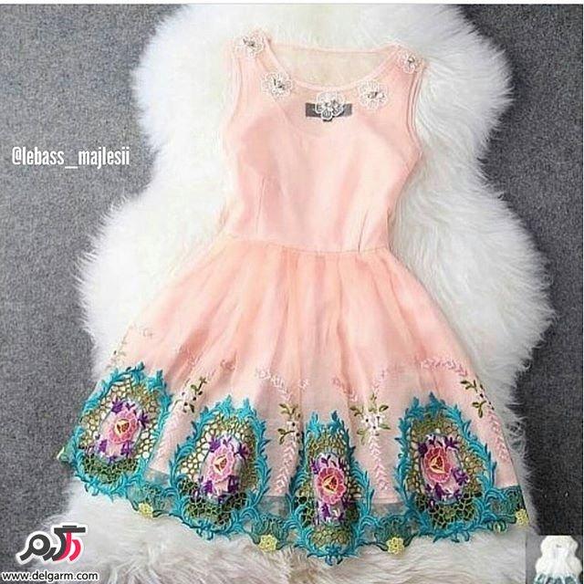لباس های شیک دخترانه