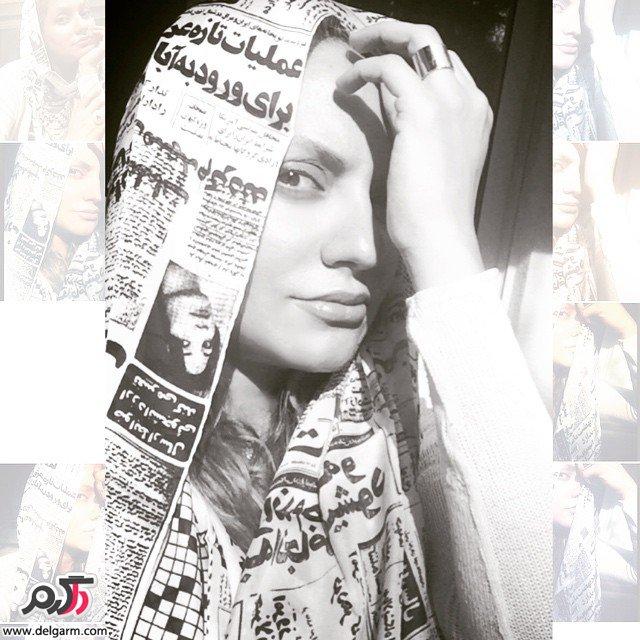 عکس های جدید/زیبا/از اینستاگرام مهناز افشار