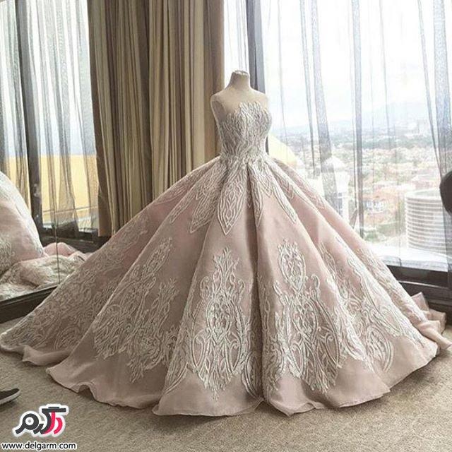 مدل هایی زیبا از لباس عقد و نامزدی