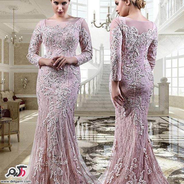 طرح های جدید از لباس نامزدی و جشن عقد و عروسی