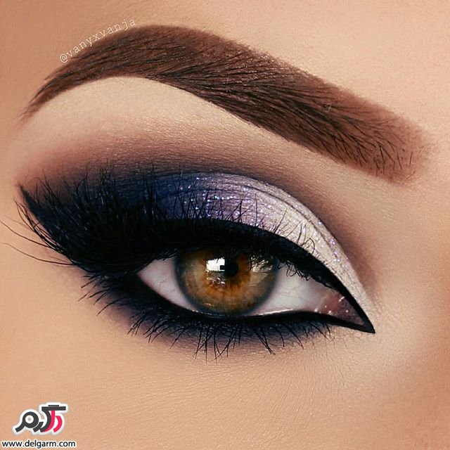 آرایش چشم بسیار زیبا