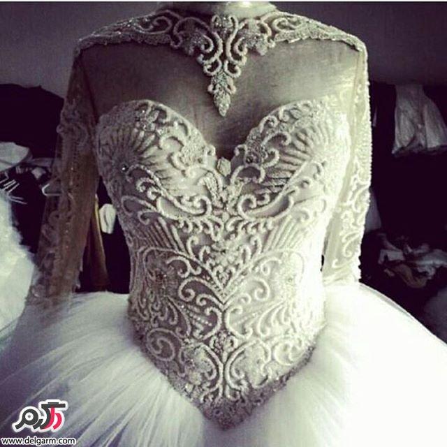 جدیدترین مدل لباس عقد وعروسی 2016