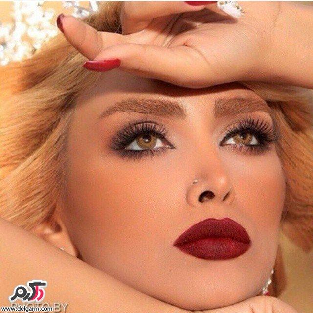 الهام عرب مدلینگ ایرانی