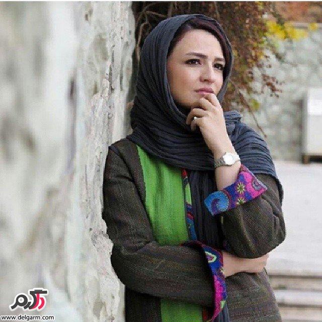 عکس از اینستاگرام گلاره عباسی
