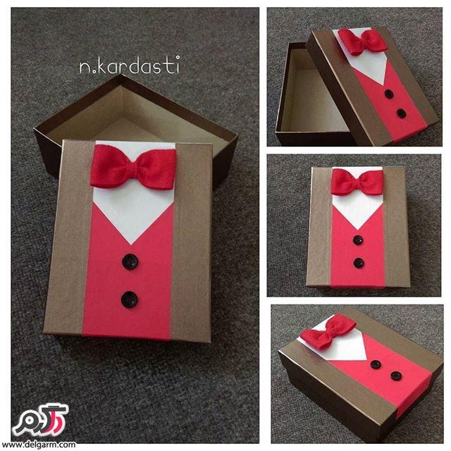 عکس های زیبا از جعبه کادویی