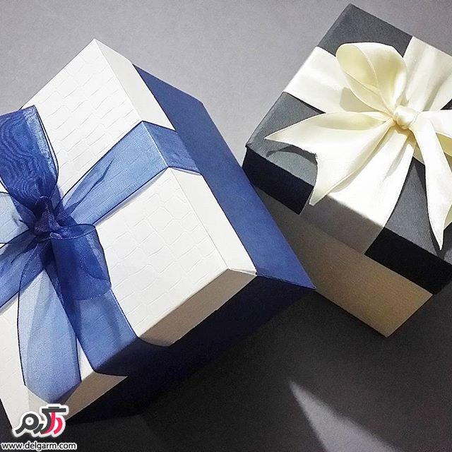 طرحی از جعبه های زیبا و خلاقانه