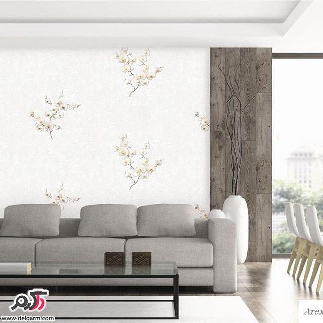 مدل جدید کاغذ دیوار2016