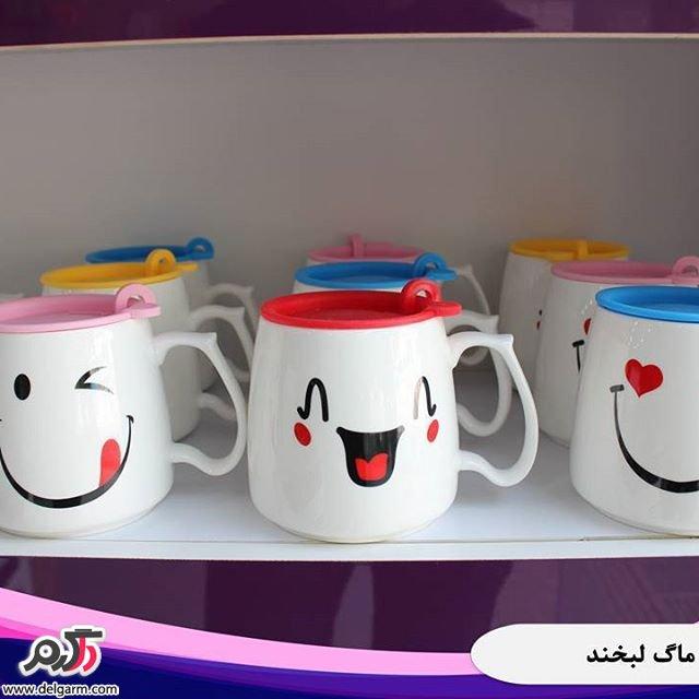 لیوان های سرامیکی با طرح های زیبا