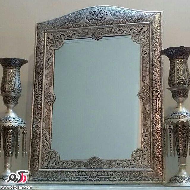 جدیدترین مدل آینه شمدون 1395