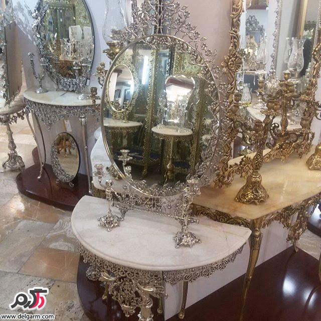 زیباترین آینه ها ساخت ایران