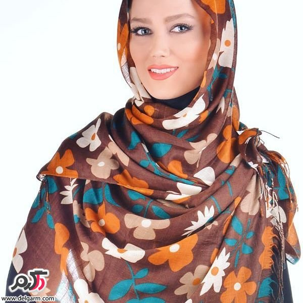 شال و روسری های زیبا در طرح های متفاوت