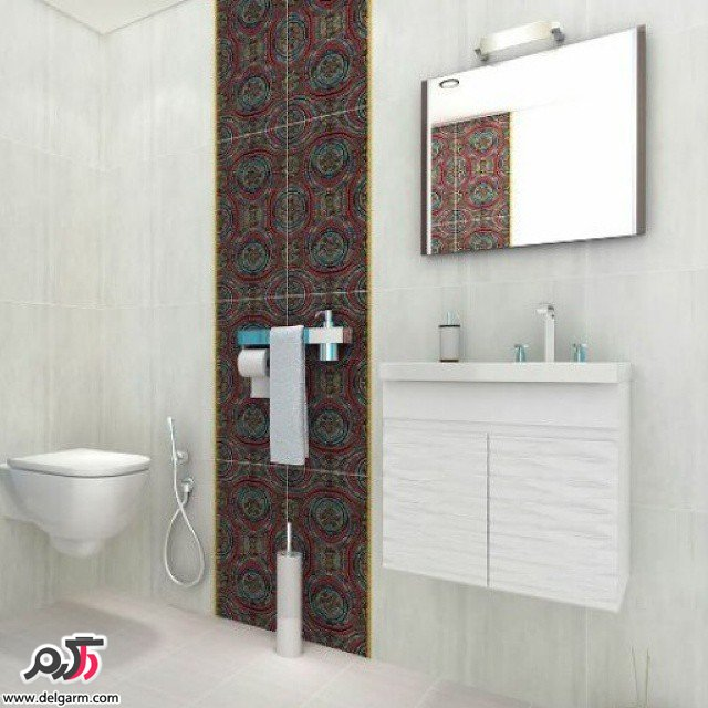 دیزاین حمام و دستشویی