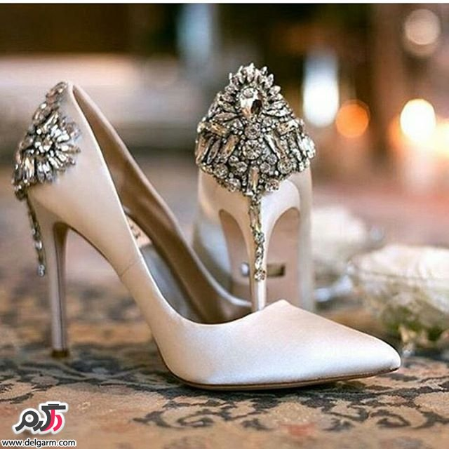 مدل هایی زیبا از کفش عروس 2016