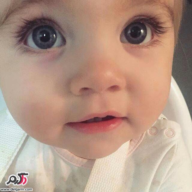 بچه های ناز و چشم قشنگ