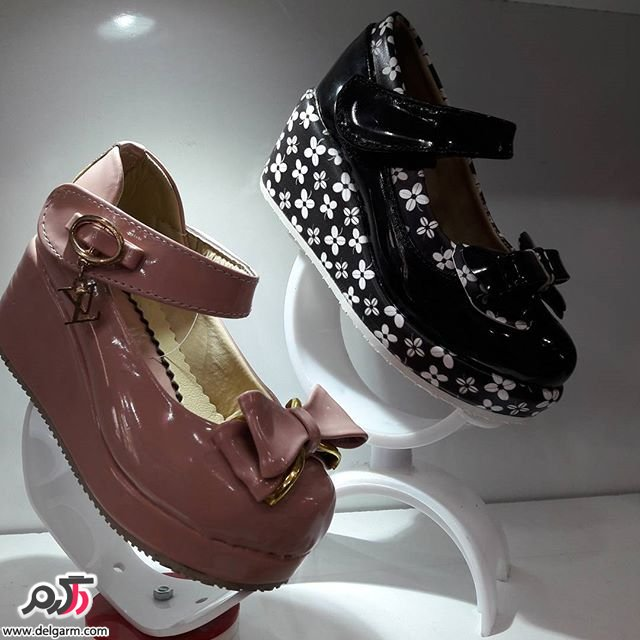 جدیدترین سری از کفش های بچگانه